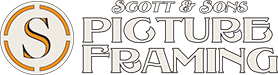Scott and Sons Picture Framing Logo